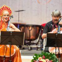 Фестиваль Иегуди Менухина в Гштааде проходит по заветам великого скрипача