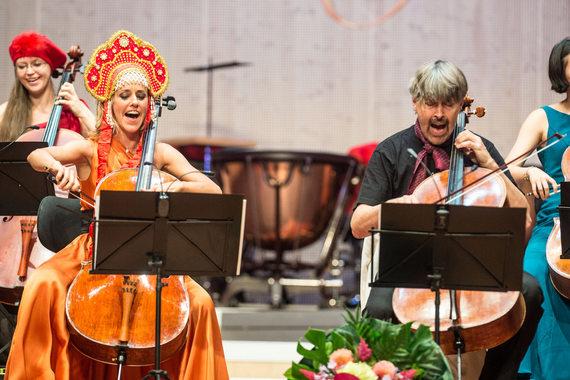 На фестивале Иегуди Менухина в Гштааде соблюден образцовый баланс между развлечениями и серьезными занятиями музыкой. Фото - фестиваль Менухина