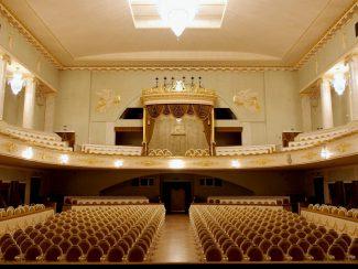 Петербургский театр музыкальной комедии