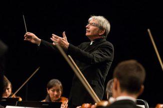 Майкл Тилсон Томас – мастер интерпретаций и Бетховена, и Кейджа. Фото - Aline Paley
