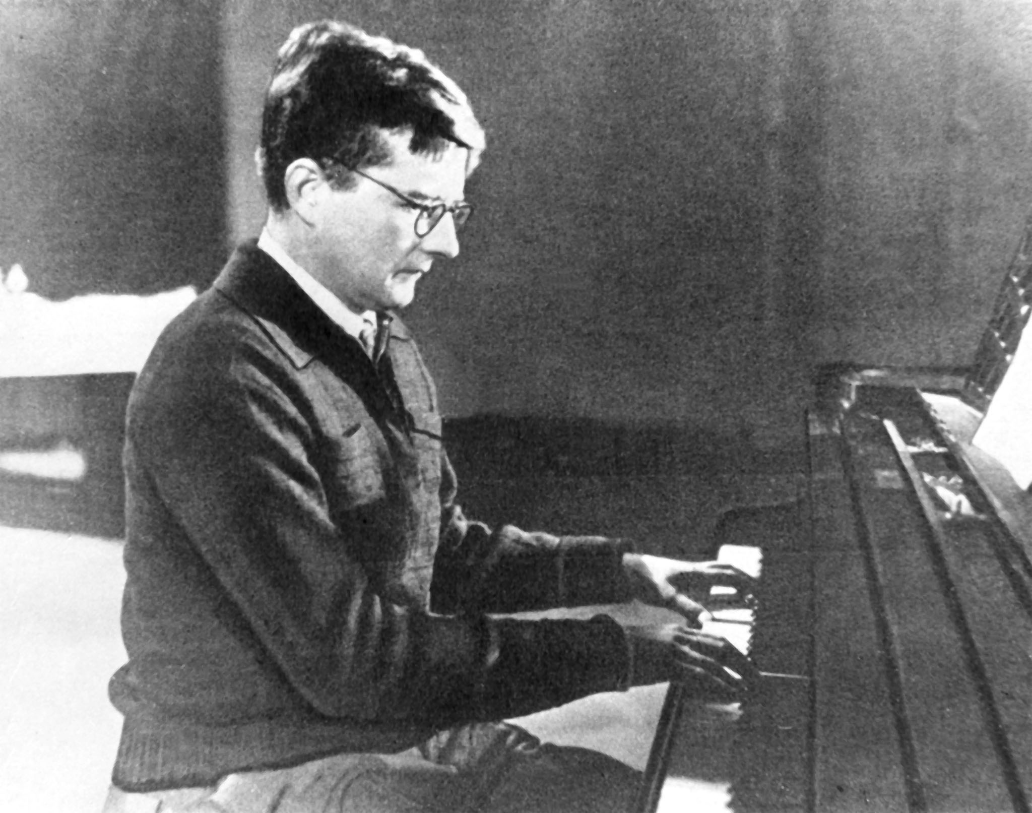 Дмитрий Шостакович, 1941 год