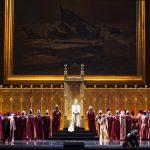 Сцена из спектакля «Симон Бокканегра». Фото: Brescia e Amisano/Teatro alla Scala