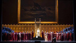 Сцена из спектакля «Симон Бокканегра». Фото: Brescia e Amisano © Teatro alla Scala