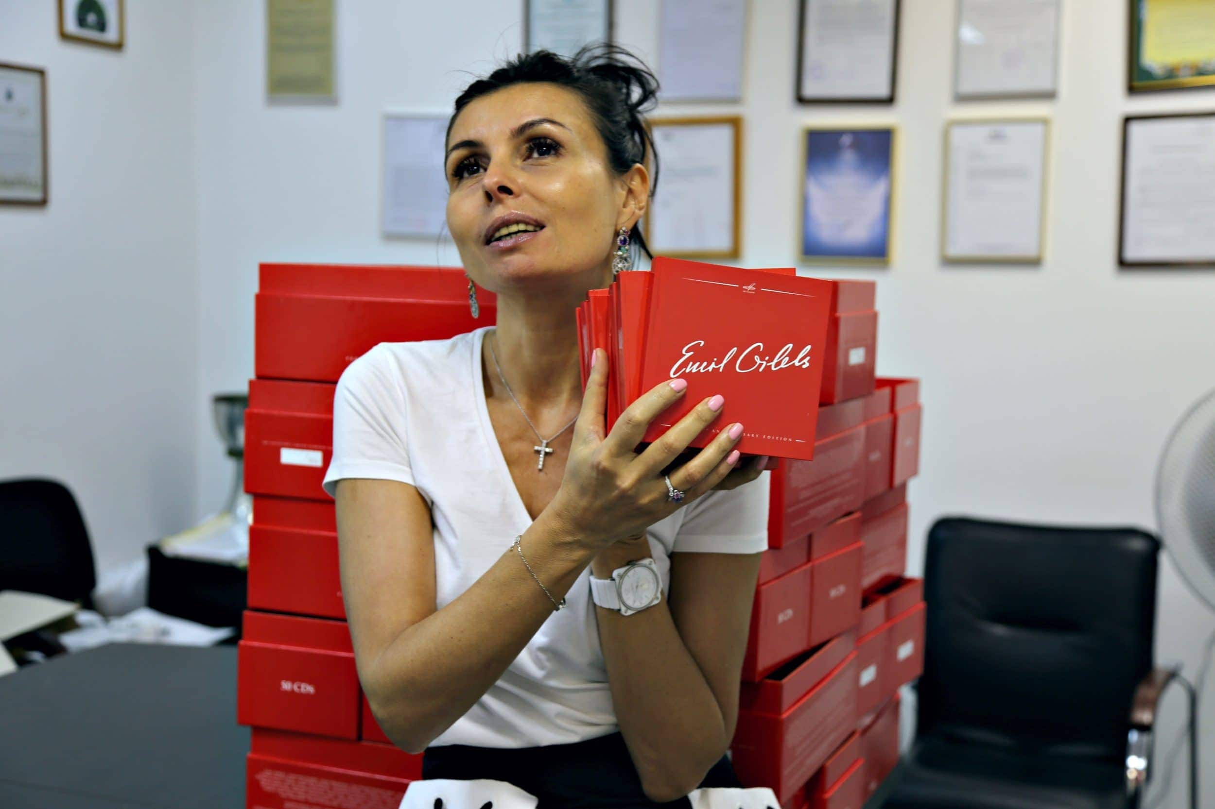 Карина Абрамян. Фото - Ирина Шымчак
