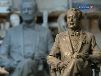 На Ваганьковском кладбище установили памятник Святославу Бэлзе
