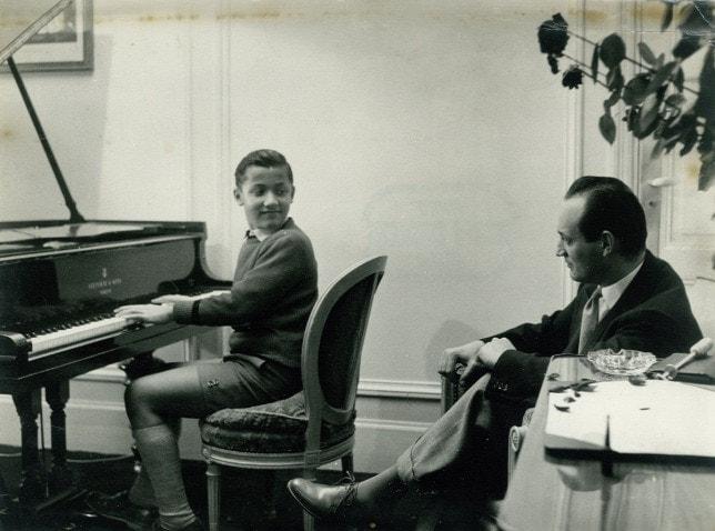 Дьердь Циффра и его сын, Дьердь-младший
