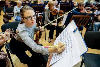 Елена Резниченко. Фото - Лидия Широнина