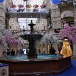 Артисты Ла Скала споют 12 сентября у фонтана в ГУМе