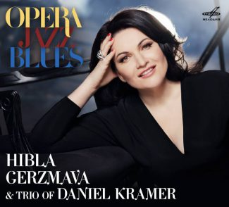 «Опера. Джаз. Блюз». Хибла Герзмава и Даниил Крамер