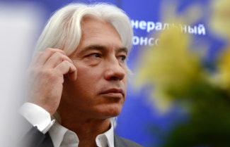 Дмитрий Хворостовский. Фото - Сергей Карпов/ТАСС