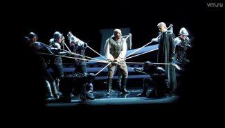"""Опера итальянского театра Ла Скала """"Симон Боканегра"""" в Большом театре. Фото - Сергей Шахиджанян"""