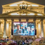 Ла Скала на сцене Большого театра. Фото - Кристина Кормилицына / Коммерсантъ