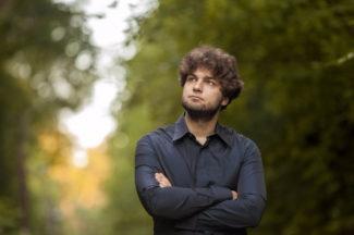 Лукас Генюшас. Фото - Рина Полярная