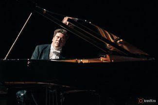 Денис Мацуев. Фото - Никита Ларионов/Красноярская филармония