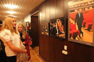 В Иркутске Денис Мацуев - предмет всеобщего обожания. Фото - Сергей Бирюков