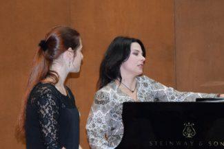 Екатерина Мечетина провела мастер-класс в Симферополе