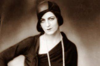 За границей в ней видели «большевичку» и относились к ней с подозрением. Фото: Public Domain
