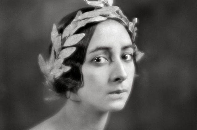 30 марта 1919 года Ольга Спесивцева вышла на сцену в роли Жизели, навсегда вписав свое имя в историю балета. Фото - Public Domain