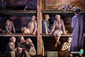"Опера ""Пассажирка"" в Екатеринбургсокм театре оперы и балета. Фото - Александр Мамаев"