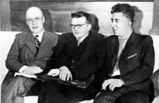 Сергей Прокофьев, Дмитрий Шостакович, Арам Хачатурян