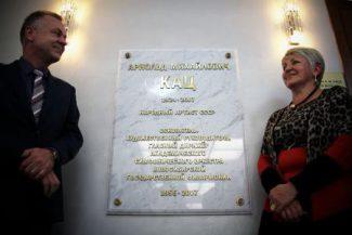 Игорь Решетников и Татьяна Людмилина. Фото - Наталья Гредина