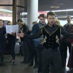 Участники оперного фестиваля выступили в зале прилета аэропорта Сочи