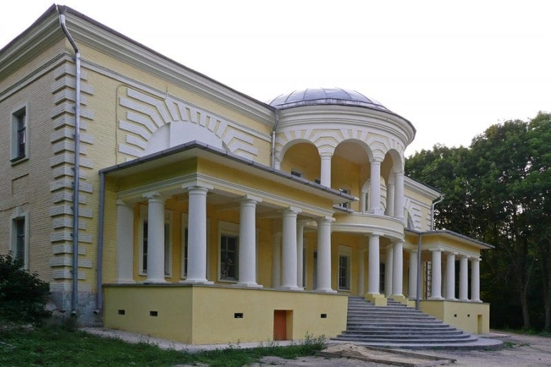 Усадьба Стаховичей в Пальна-Михайловке