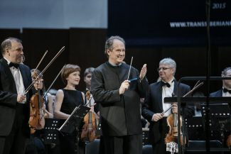Музыканты Уральского филармонического оркестра примут участие в выборах на гастролях в Германии