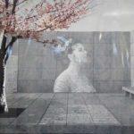 Проект памятника Галине Вишневской