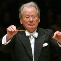 Скончался британский скрипач и дирижер Невилл Марринер
