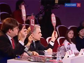 "Жюри Международного телевизионного конкурса ""Щелкунчик"""