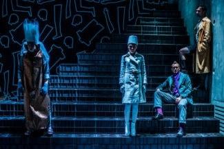 Электротеатр «Станиславский» представил премьеру камерной оперы «Маниозис»