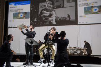 Кирилл Серебренников поставил в Берлине оперу с хипстерами. Фото: Monika Rittershaus