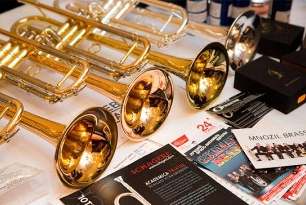 В Москве пройдет Международный фестиваль медного духового искусства Brass Days
