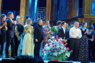 В Московском театре мюзикла состоялась премьера спектакля «Принцесса цирка