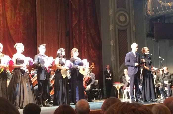 «Competizione dell'Opera» в Большом театре