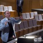 Валерий Гергиев и Мюнхенский филармонический оркестр предлагают зрителям посетить свои репетиции