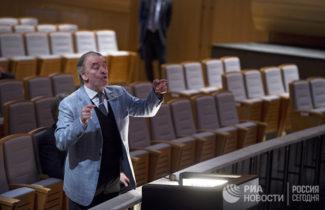 Валерий Гергиев. Валерий Гергиев. Фото - Михаил Климентьев