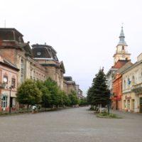 В Берегово состоялся концерт венгерского камерного оркестра с Геделлева