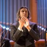 Госоркестр России сыграл юбилейный концерт в честь своего 80-летия