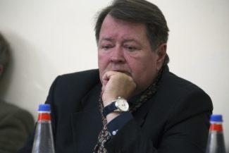 Профессор Санкт-Петербургской консерватории им. Н. А. Римского-Корсакова Андрей Казаков