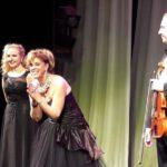 Любовь Казарновская посвятила в Благовещенске концерт богам и богиням оперной сцены