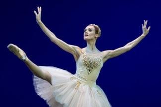Ульяна Лопаткина. Фото - Илья Питалев/РИА Новости