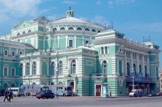 Мариинский театр. Фото - пресс-служба Мариинского театра