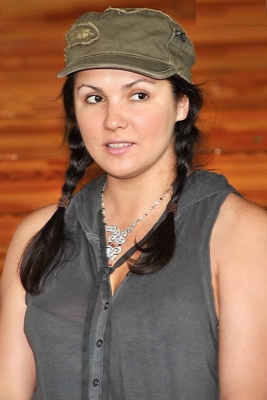 """Анна Нетребко на """"Новой волне"""" в Юрмале, 2010"""