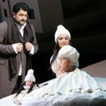 Дебют Анны Нетребко в Большом театре стал бы триумфом, если бы не акустика и не режиссер
