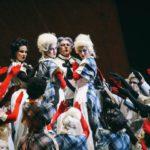"""""""Пиковая дама"""" в Новосибирском театре оперы и балета"""
