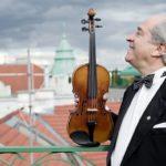 Скрипач и дирижер Питер Гут исполнит вальсы Штрауса в зале Чайковского