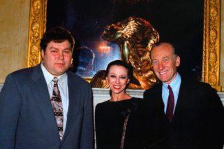 Виктор Митрошин, Майя Плисецкая и Родион Щедрин