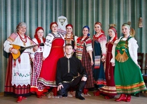 Фольклорный ансамбль «Потеха», Смоленск